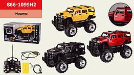 Машина акум. р|у 866-1099H2 (3шт) 3 кольори, в коробці 70*32,5*34,5 см, р-р іграшки– 47*30*28 см