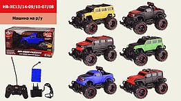 Машина акум.р|у HB-XC13|14-09|10-07|08 (30шт) 3 види, 3 кольори, в коробці 30*16,5*16см, р-р іграшки