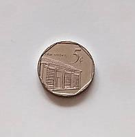 5 сентаво Куба 2002 р., фото 1