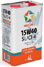 Масло XADO 15W-40 SL/CI-4 ж/б 1л Verylube XB 20155_1