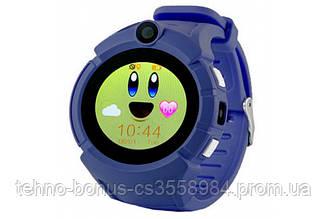 Смарт Годинник Q360 Синій