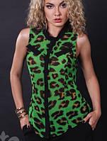 Леопардовая блузка | Колибри lzn