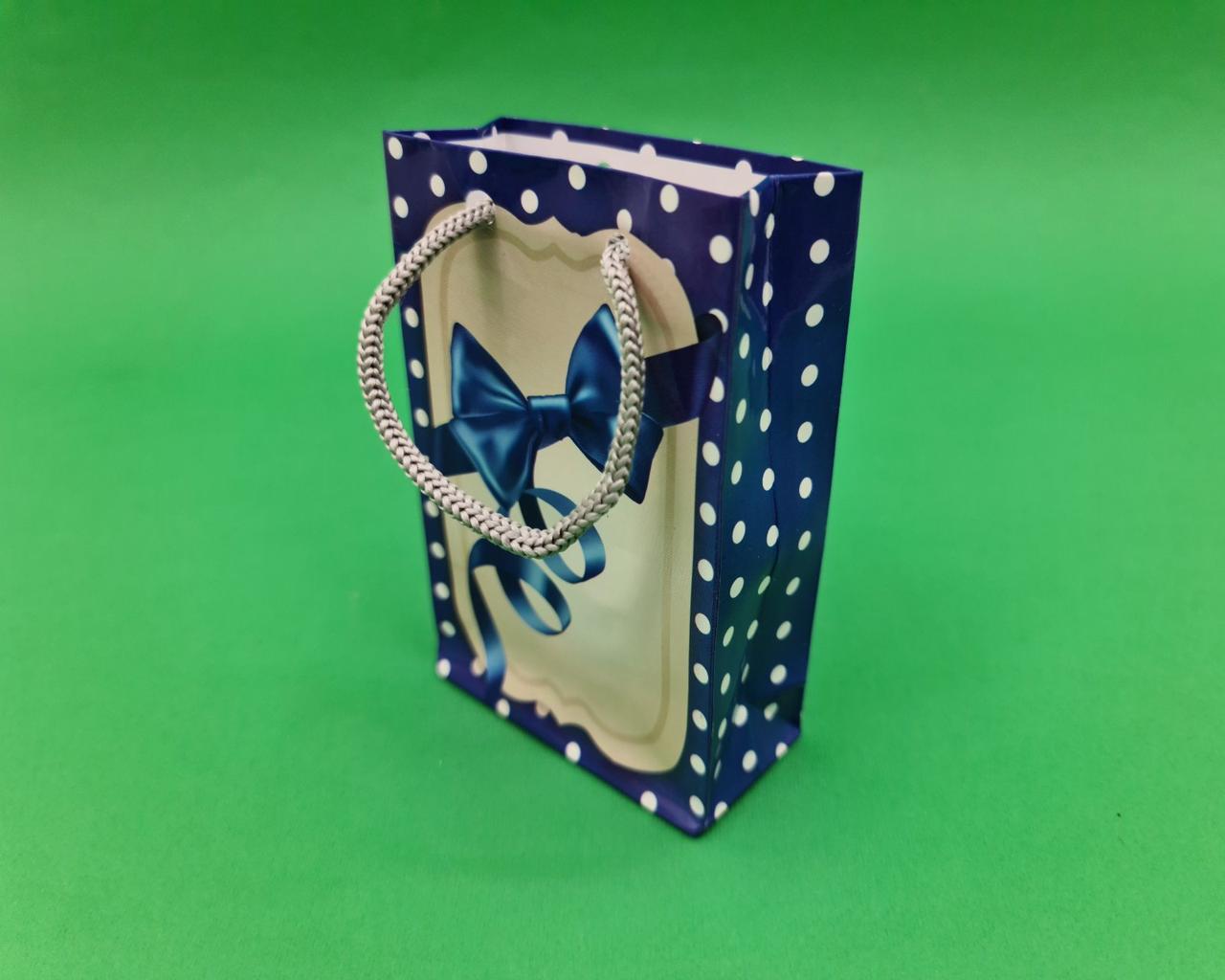 Пакет МІНІ 8*12*3.5 арт22 (12 шт)