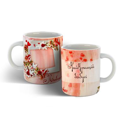Чашка для найкращої бабусі., фото 2