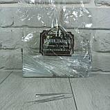 Шпажка для канапе Кристалл 500шт. прозрачный, фото 2
