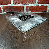 Шпажка для канапе Кристалл 500шт. прозрачный, фото 3