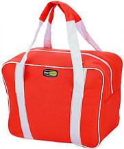 Изотермическая сумка Giostyle Evo Medium red для еды и напитков Красная