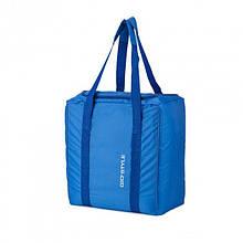 Изотермическая сумка Giostyle Fiesta Vertical blu для еды и напитков Голубая