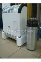 Конвектор газовый с чугунным теплообменником АС2 Ferrad