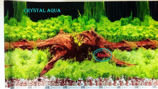 Фон для аквариума с высотой 40 см