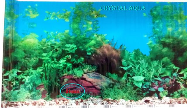 Фон для аквариума с высотой 50 см