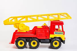 "Пожежна машина ""Middle truck"" ТМ Wader 39225"