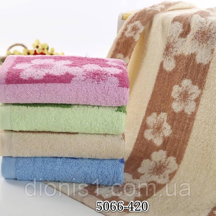 Полотенце кухонное Херсон размер 35*70 12 шт в уп. махра