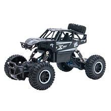 Автомобиль на пульте управления на аккумуляторе ROCK SPORT (черный, аккум. 3,6V, метал. корпус, 1:20)