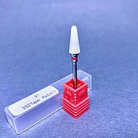 Насадка керамічна для фрезера манікюрного F3/32 червона