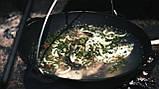 КАЗАН ЧАВУННИЙ АЗІАТСЬКИЙ з кришкою-сковородою гриль BRIZOLL 15 літрів з кришкою-сковородою гриль, фото 8