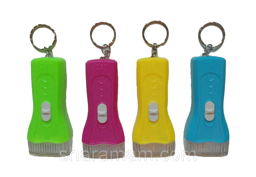 Брелок-фонарик - «Шарамам»: Курьерские пакеты. Шапочки для плавания. Одежда для детей в Киеве
