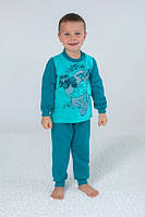 Пижама детская утепленная для мальчика , фото 1