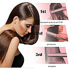 Гребінець фен стайлер для волосся з| Фен браш повітряний стайлер | Повітряна щітка-фен, фото 5