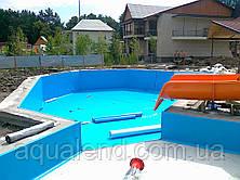 Облицювання басейнів лайнером (ПВХ плівкою), фото 2