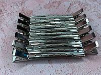 Зажимы для волос металлические, маленький ,12 шт.