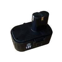 Аккумулятор шуруповерта 18 В, 2 контакта