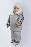 Дитячий зимовий комбінезон-костюм