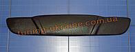 Зимняя заглушка на решетку радиатора на Daewoo Lanos верх мат