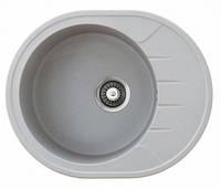 Кухонная мойка METALAC X GRANIT VENERA M (155195) серый