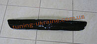Зимняя накладка на решётку радиатора на ЗАЗ Lanos (глянец)
