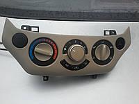 Блок управления отопителя и кондиционером Авео Т250 (бежевый) GM