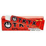 Крем анестетик TKTX Червоній 40%, фото 2