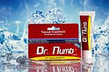Крем анестетик для тату, татуажу, депіляції Dr. Numb Original 30 р., фото 3