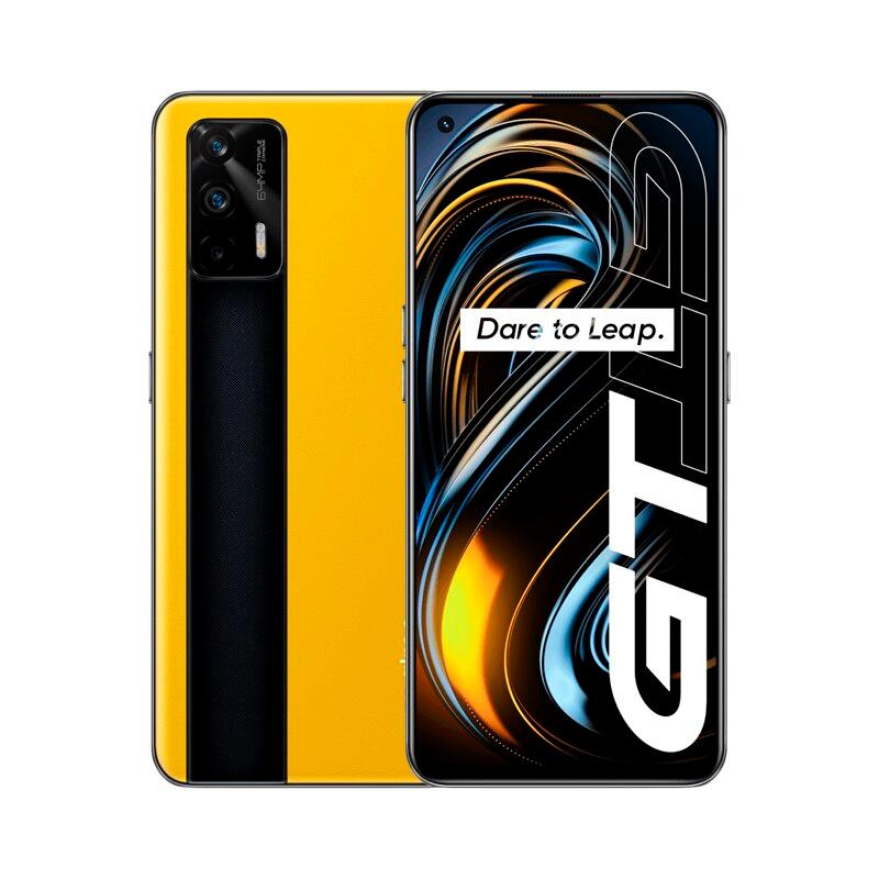 Realme GT RMX2202 12/256Gb yellow