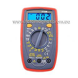 Тестер 33 B DT(тестер мультиметр)