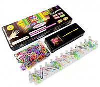 Набор резиночек для плетения «loom bands»