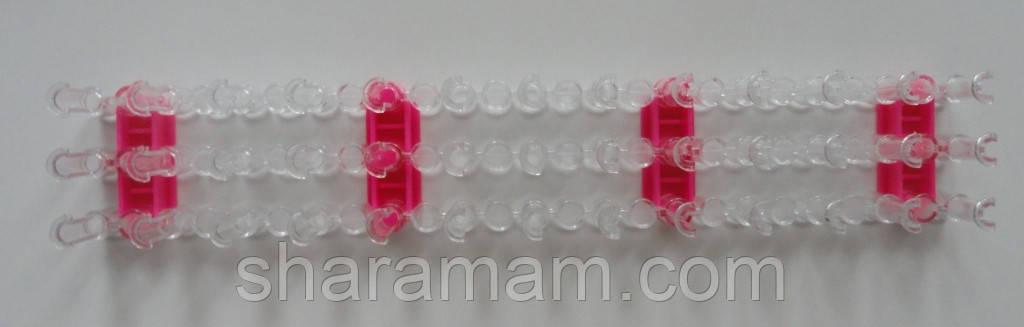 Станок для плетения резиночками - «Шарамам»: Курьерские пакеты. Шапочки для плавания. Одежда для детей в Киеве