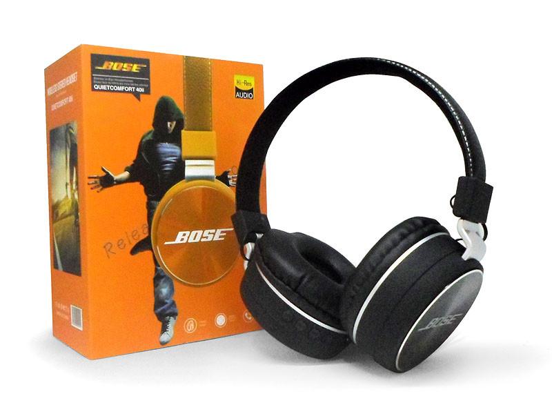 Накладні навушники з Bluetooth Bose ST40i-BOSE