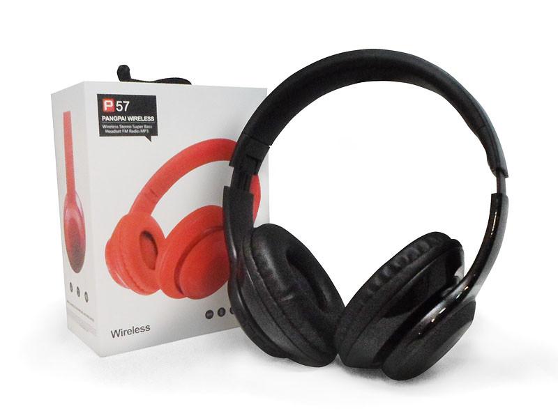 Накладні навушники з Bluetooth P57