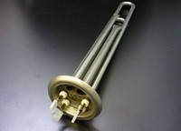 Тэн Thermowatt типа Thermex 1.3 кВт нерж. с трубками под 2 термостата для бойлера