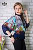 Свободная блузка | Нелли lzn, фото 5