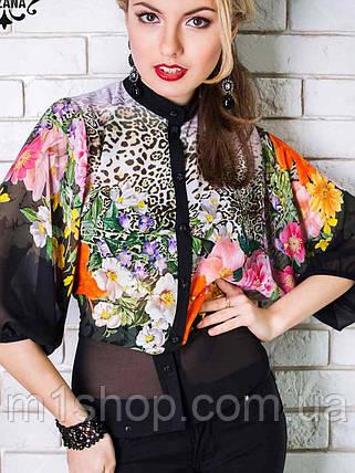 Свободная блузка | Нелли lzn, фото 2