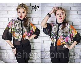 Свободная блузка | Нелли lzn, фото 3