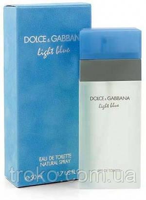 Туалетная вода для женщин Dolce&Gabbana Light Blue