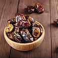 Фініки Шоколадні Іран 200г, темний шоколадний фінік з кісточкою Іранський без цукру, фото 2