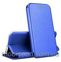 Чехол - книжка G-case для Xiaomi Redmi Note 10 Pro Blue