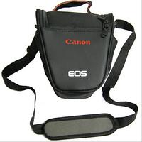 Сумка - чехол Canon. Полуспортивная, удобная сумка. Компактная сумка для фотоаппаратов. Код: КЕ380