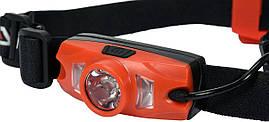 Налобний ліхтар 500 лм YATO YT-08595, фото 2