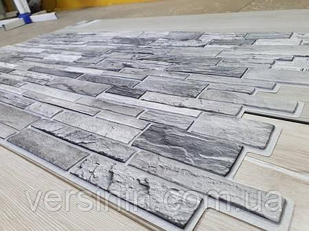 Декоративні листові панелі ПВХ Бісмарк, фото 2