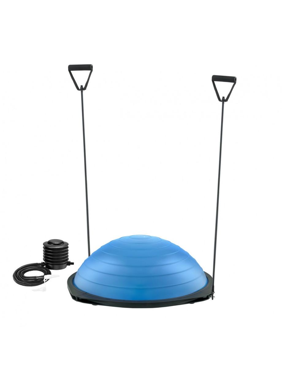 Балансувальна платформа 4FIZJO Bosu Ball 60 см 4FJ0036 Blue